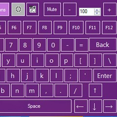 Exbi On-Screen Keyboard